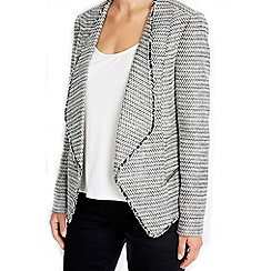 Wallis - Grey zip jacket