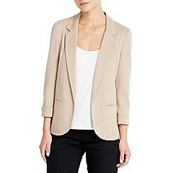 Wallis - Camel pocket blazer