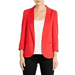 Wallis - Red pocket blazer