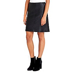 Wallis - Black mini skirt