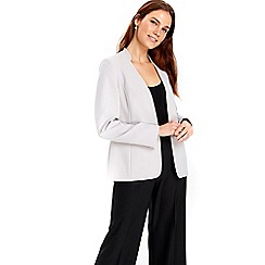 Wallis - Silver orchid sienna jacket