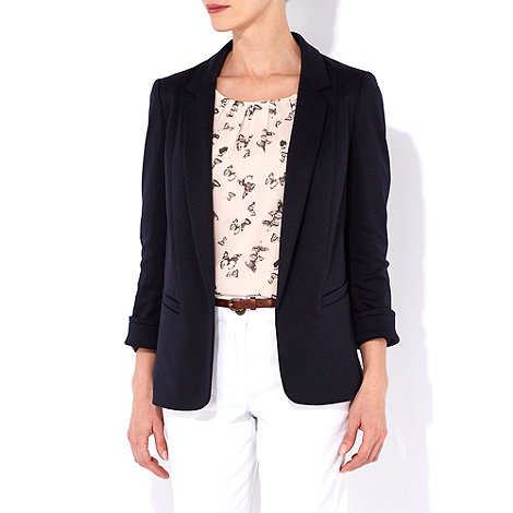 Wallis - Navy blue blazer