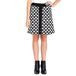 Wallis - Printed skirt