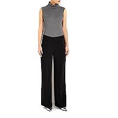 Wallis - Black patch pocket trouser