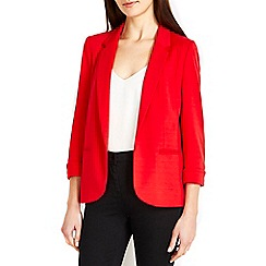 Wallis - Red tailored jacket