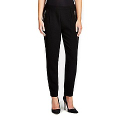 Wallis - Black crepe trouser