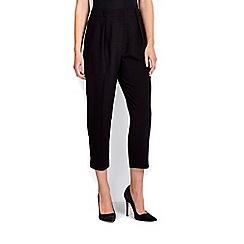Wallis - Black crepe trouser
