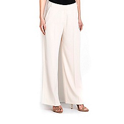 Wallis - Blush wide leg trouser