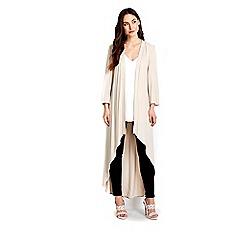 Wallis - Palm print duster jacket
