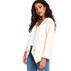 Wallis - Blush short jacket