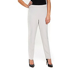 Wallis - Silver orchid sienna trousers