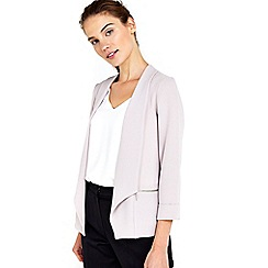 Wallis - Silver short jacket