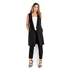 Wallis - Tailored sleeveless jacket