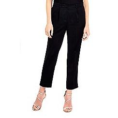 Wallis - Black tapered leg trouser