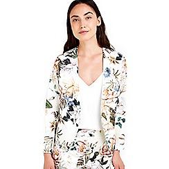 Wallis - Floral printed jacket