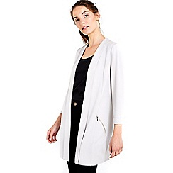 Wallis - Stone pocket blazer
