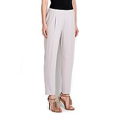 Wallis - Grey pull on trouser
