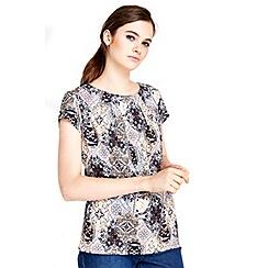 Wallis - Paisley printed shirt
