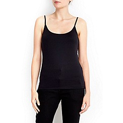 Wallis - Black camisole