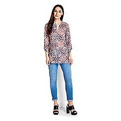 Wallis - Multi printed shirt