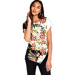 Wallis - Floral printed top