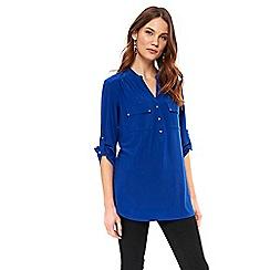 Wallis - Cobalt shirt