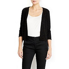 Wallis - Sparkle textured shrug