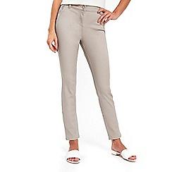 Wallis - Neutral soft trousers