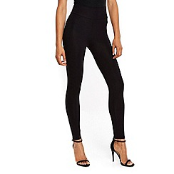 Wallis - Black high waisted leggings