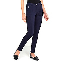 Wallis - Ink posh ponte trouser