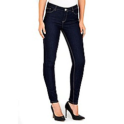 Wallis - Ellie indigo skinny jean
