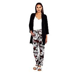 Wallis - Geo floral trouser
