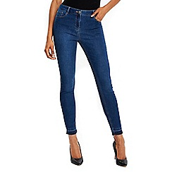 Wallis - Ellie let down hem skinny jeans