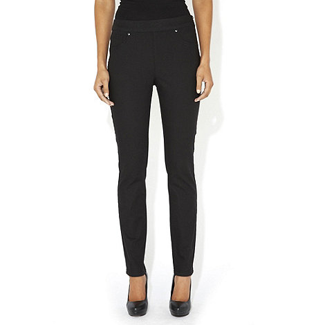 Wallis - Black jeggings
