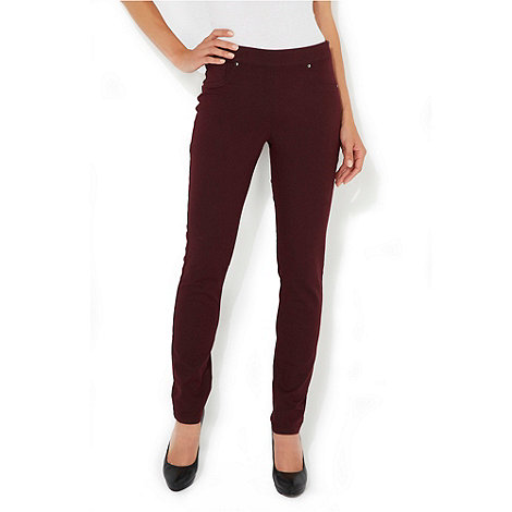 Wallis - Berry jeggings