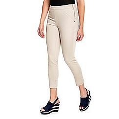 Wallis - Stone capri trousers