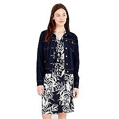 Wallis - Indigo denim jacket