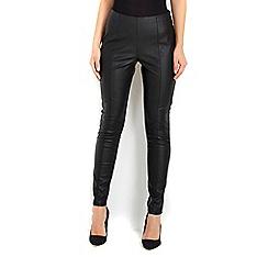 Wallis - Side zip legging