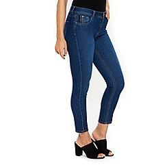 Wallis - Midwash imogen capri jeans