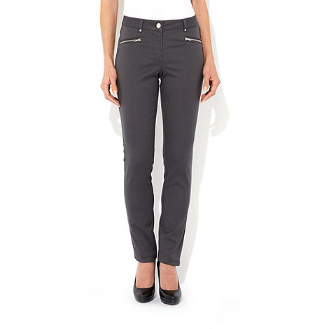 Wallis - Grey jeans