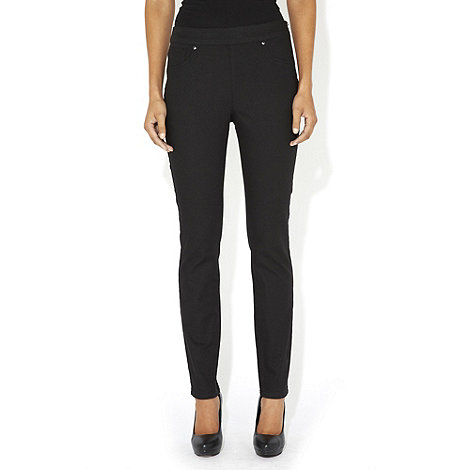 Wallis - Black slim leg jeans