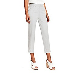 Wallis - Grey capri trousers