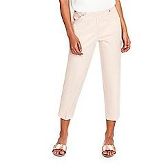 Wallis - Pink capri trousers