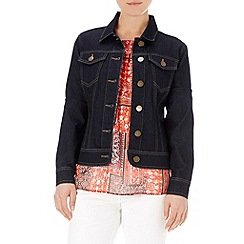 Wallis - Indigo denim jacket