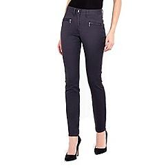 Wallis - Grey zip pocket trouser