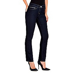 Wallis - Harper indigo straight jeans