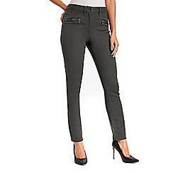 Wallis - Khaki soft trousers