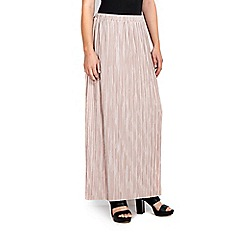 Wallis - Stone maxi skirt