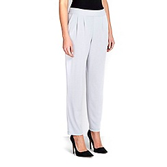 Wallis - Grey tokyo crepe trouser