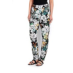 Wallis - Floral printed trouser
